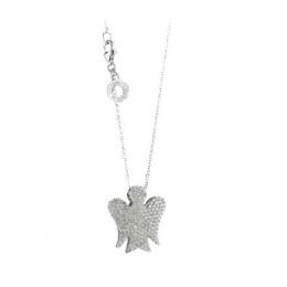 Náhrdelník - zirkonový anděl, GIA147